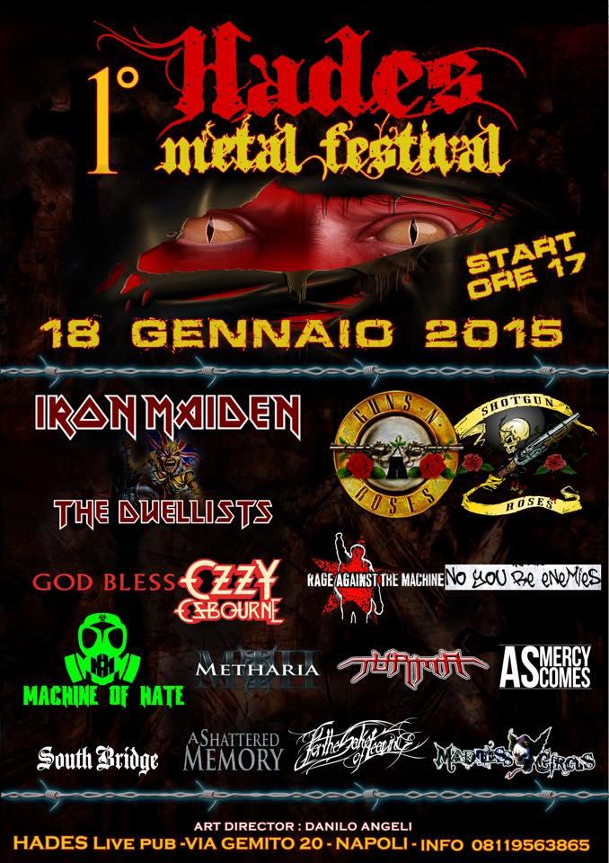 hades metal fest