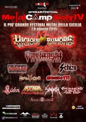 Metalcamp Sicily