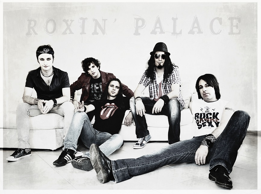 Roxin Palace promo pic 2014