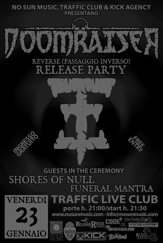 doomraiser release party