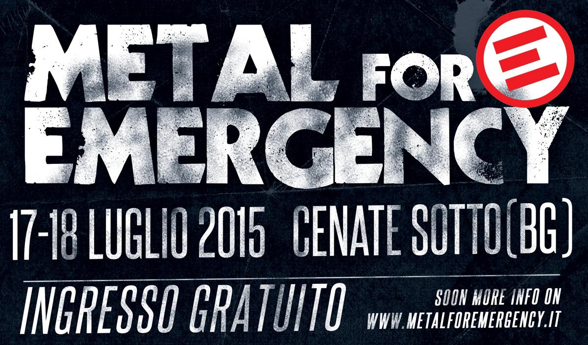 metal for emergency