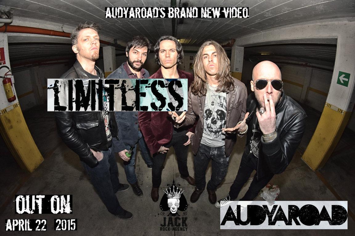 Audyaroad_Limitless