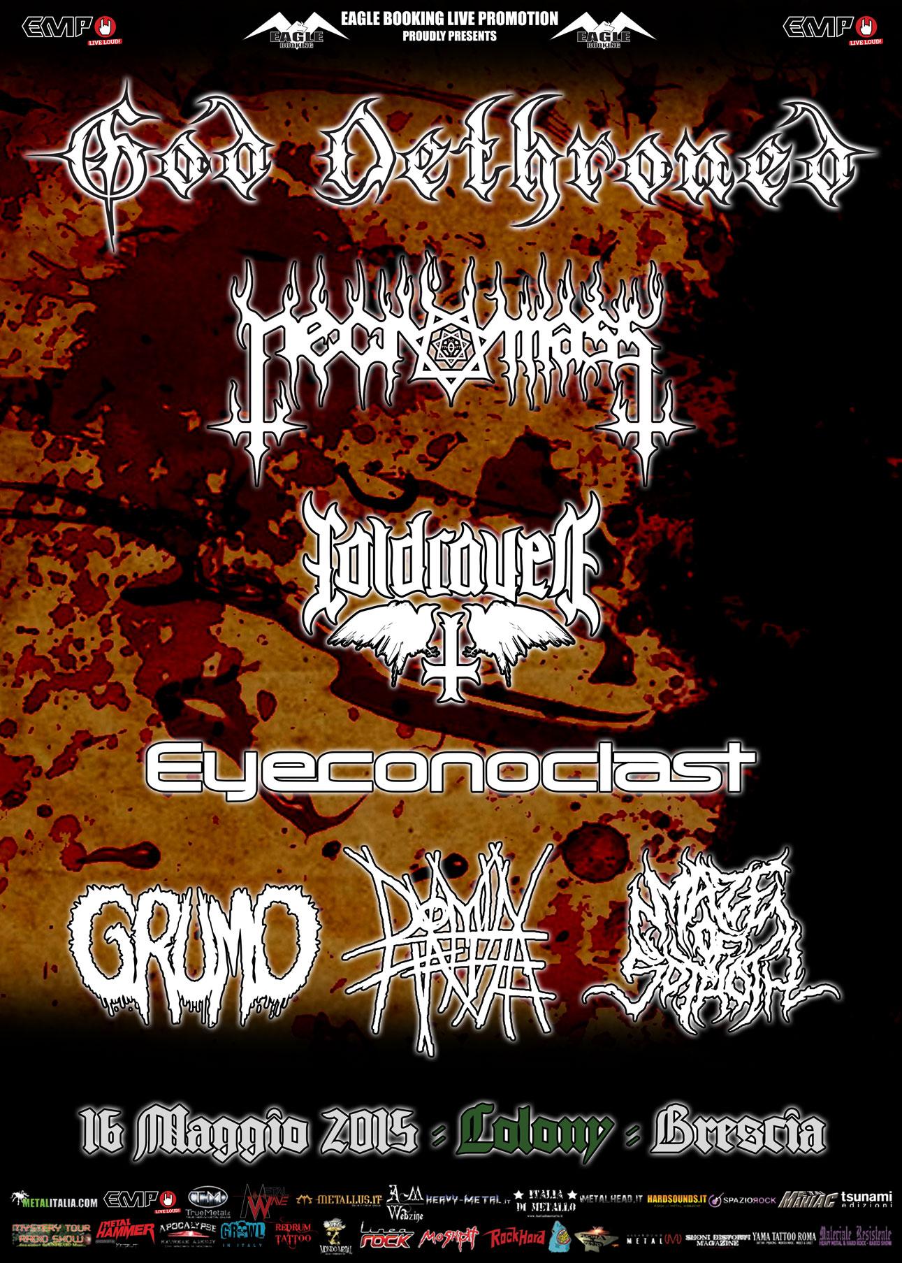 God Detroned Necromass Promo web 2015