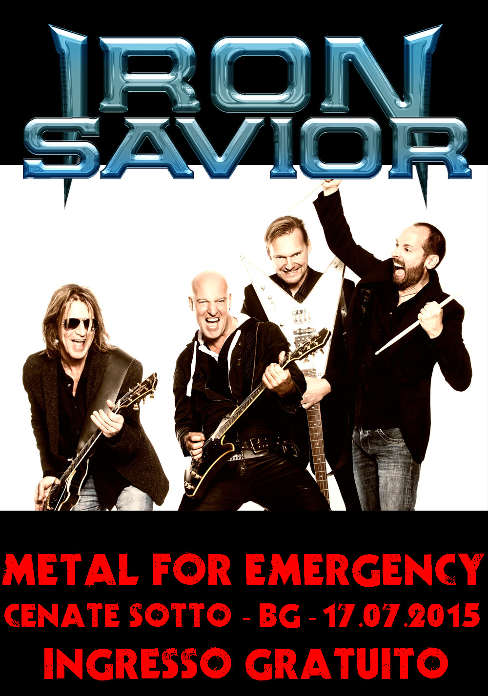 Metal For Emergency Iron Savior