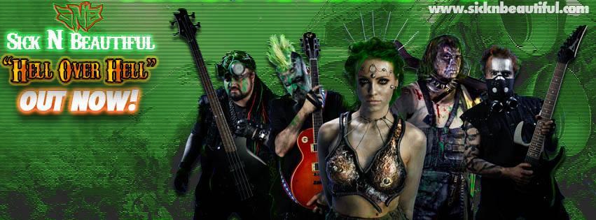 Sick'N'Beautiful band