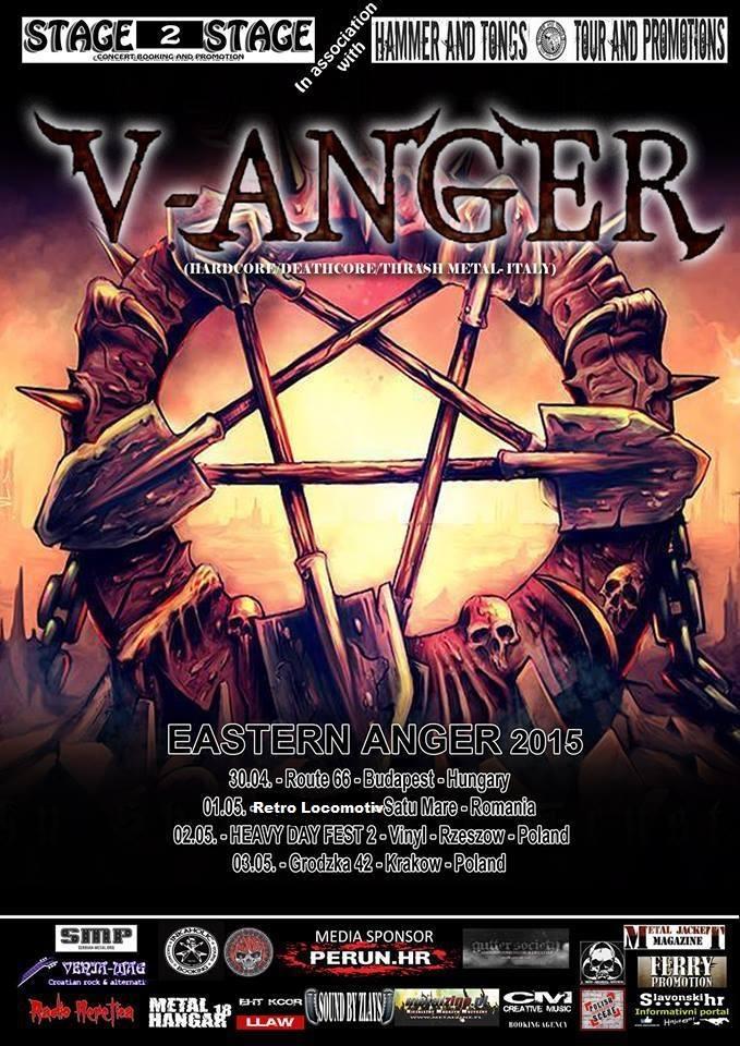 V-Anger Tour