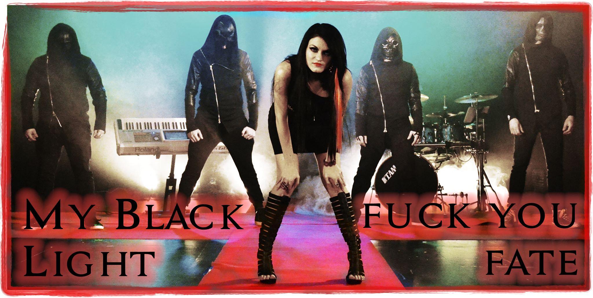 My Black Light Fuck You Fate