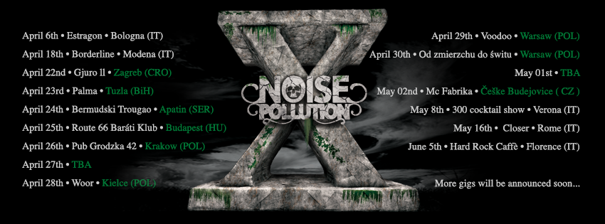 noise pollution tour