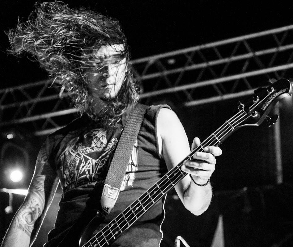 cadaveria bassista