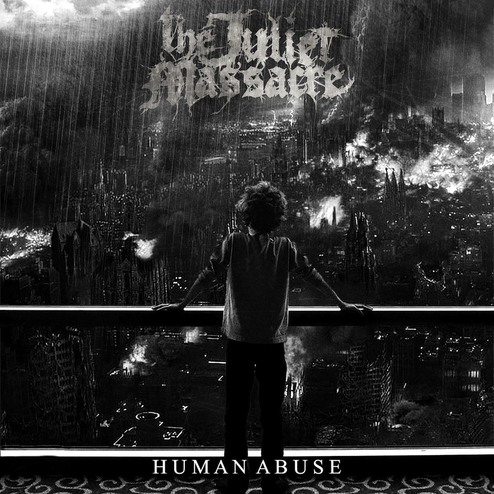 The Juliet Massacre- Human Abuse COVER
