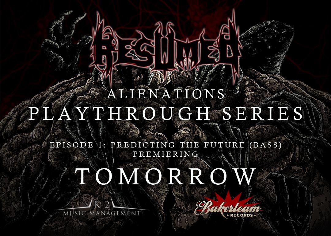 resumed premiere