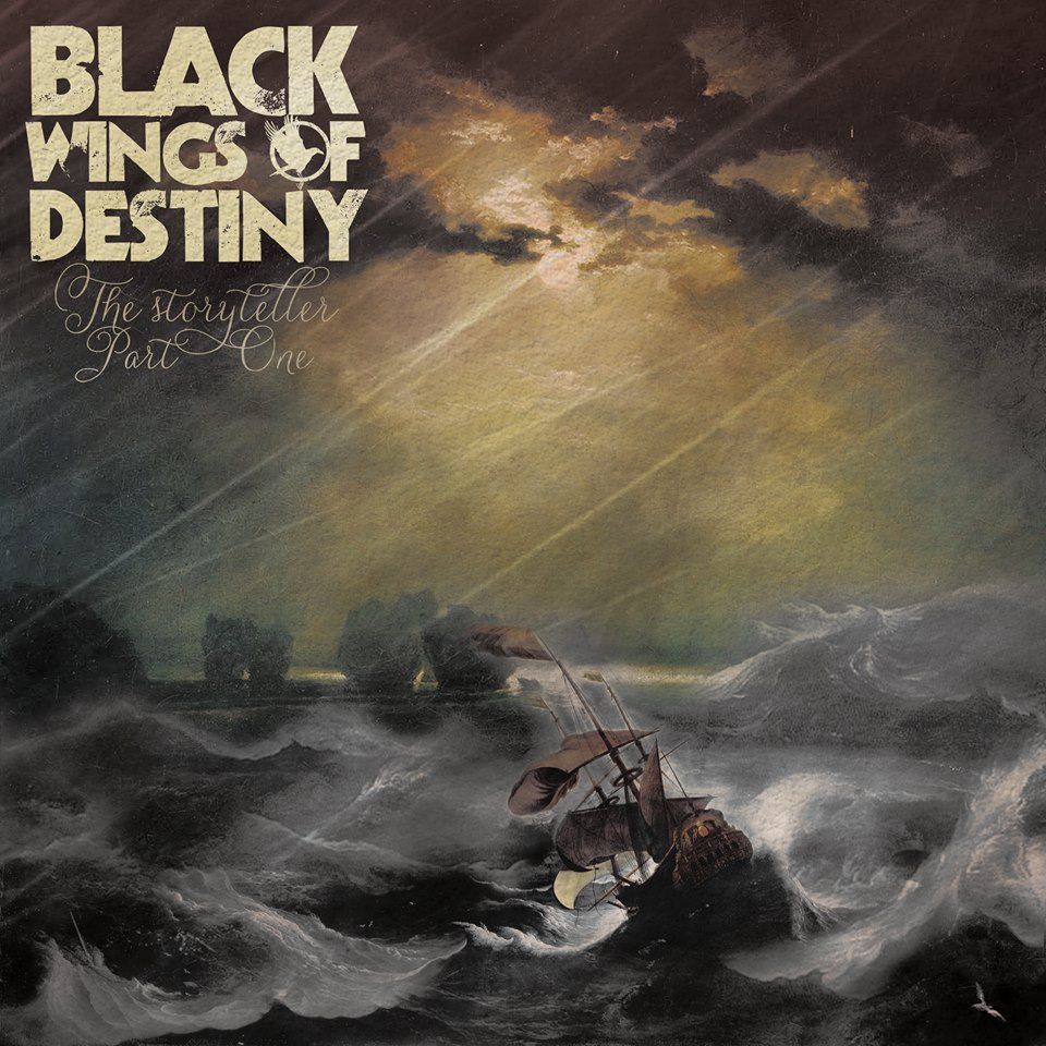 Black Wings Of Destiny
