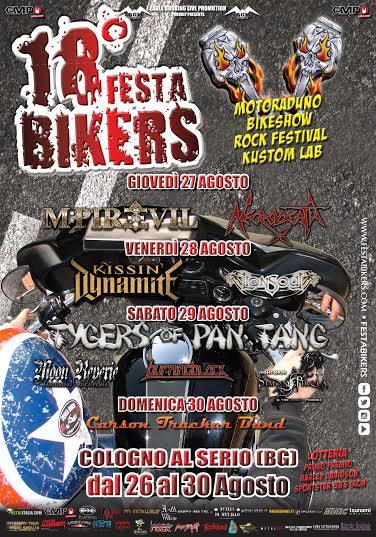 bikers locandina