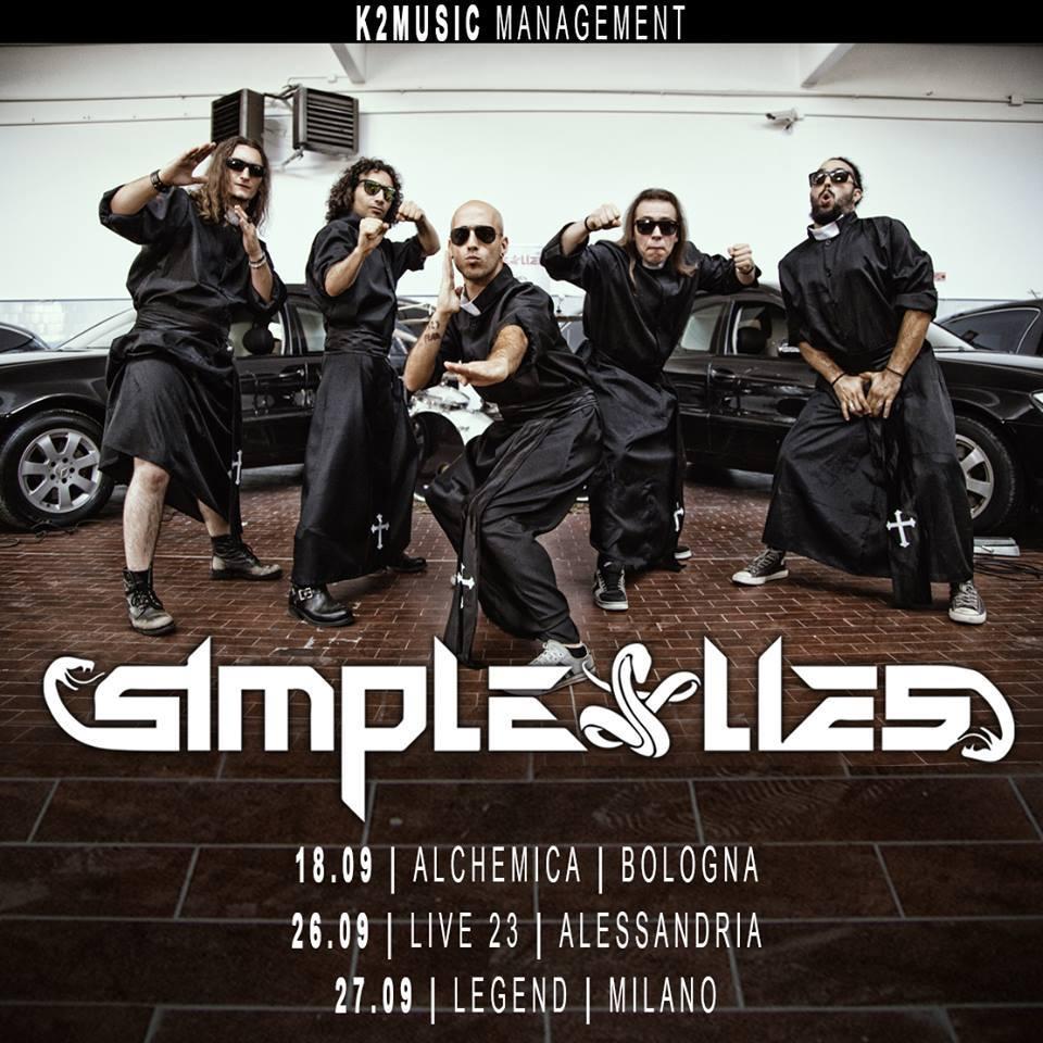 simple lies tour