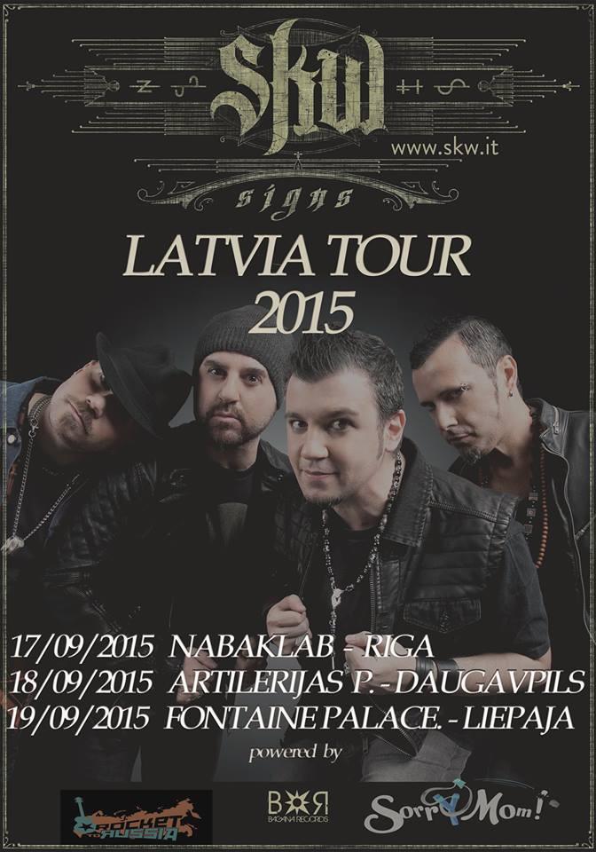 skw tour lettonia
