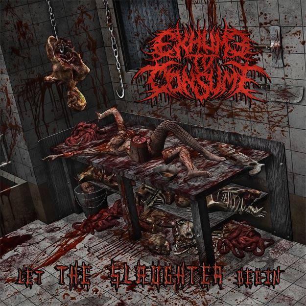exhume to consume