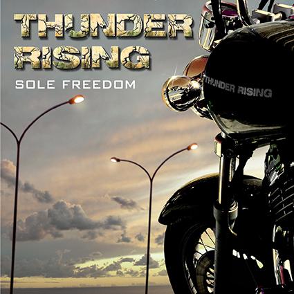 Thunder Rising Sole Freedom
