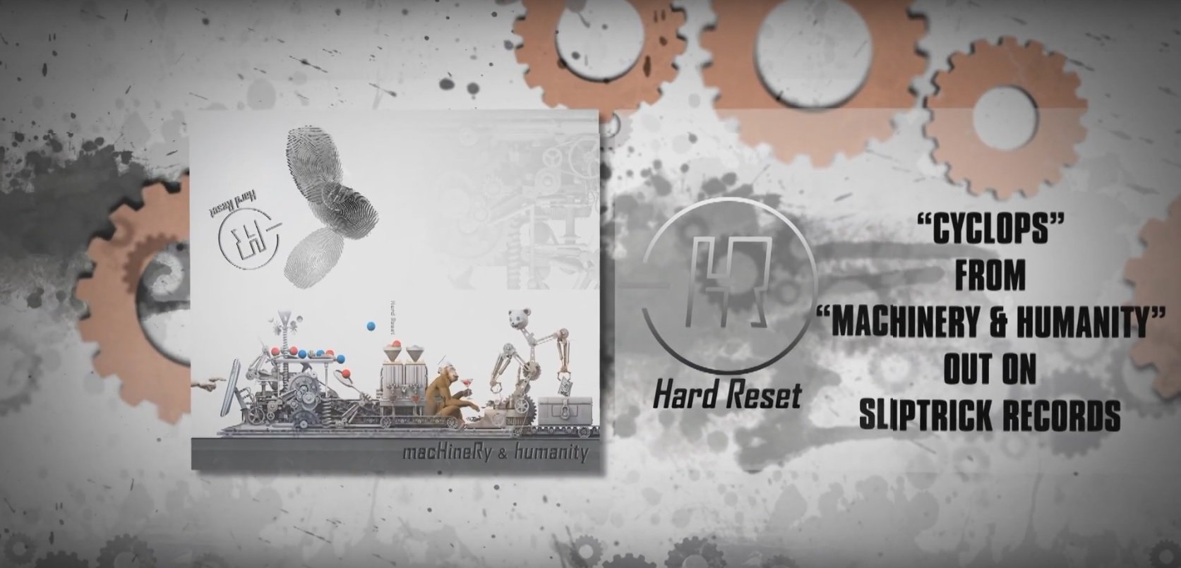 Hard Reset Cyclops Lyric Video