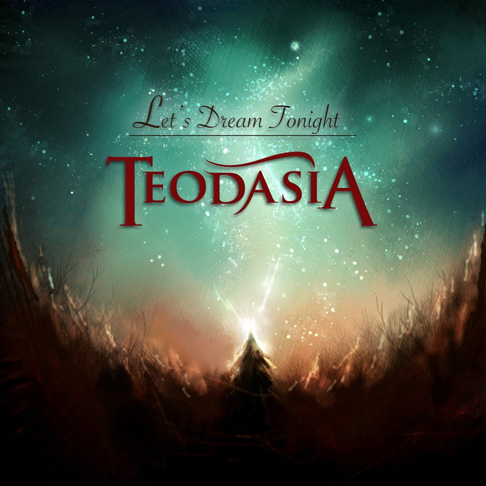 teodasia let's dream tonight giacomo voli christmas song