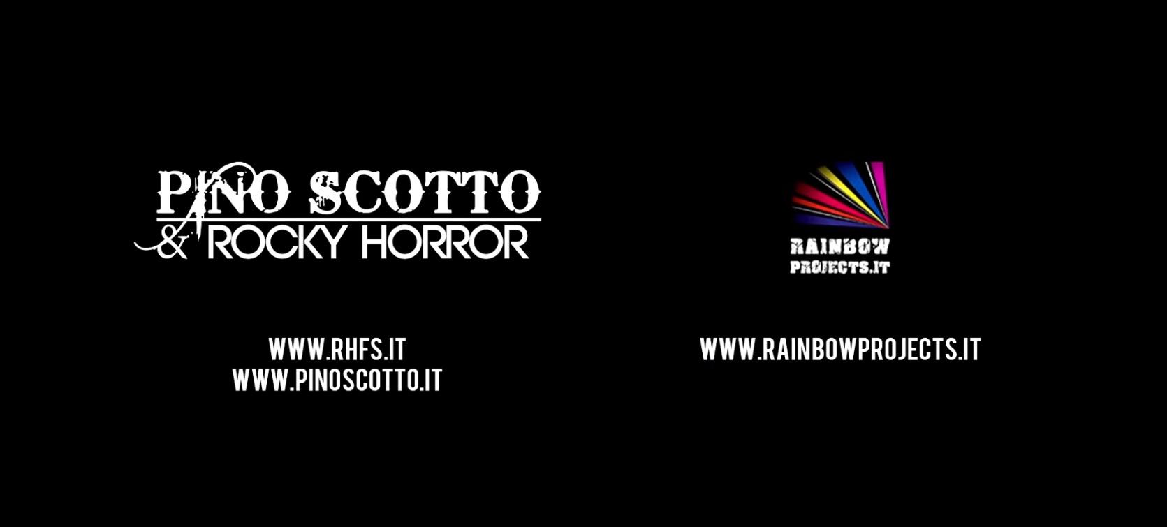 Pino scotto rocky horror