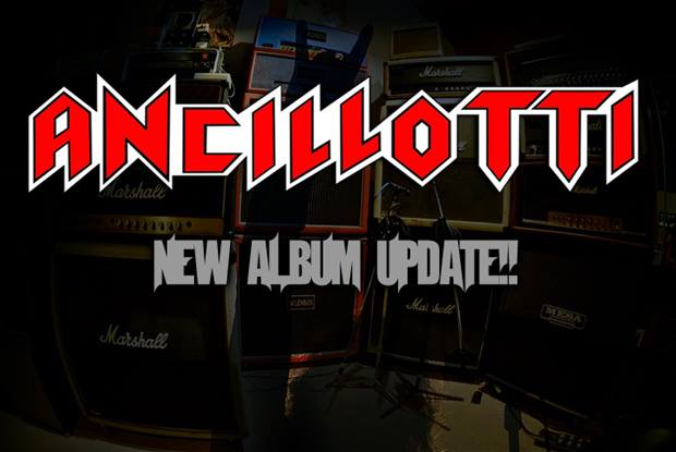 ancillotti album update