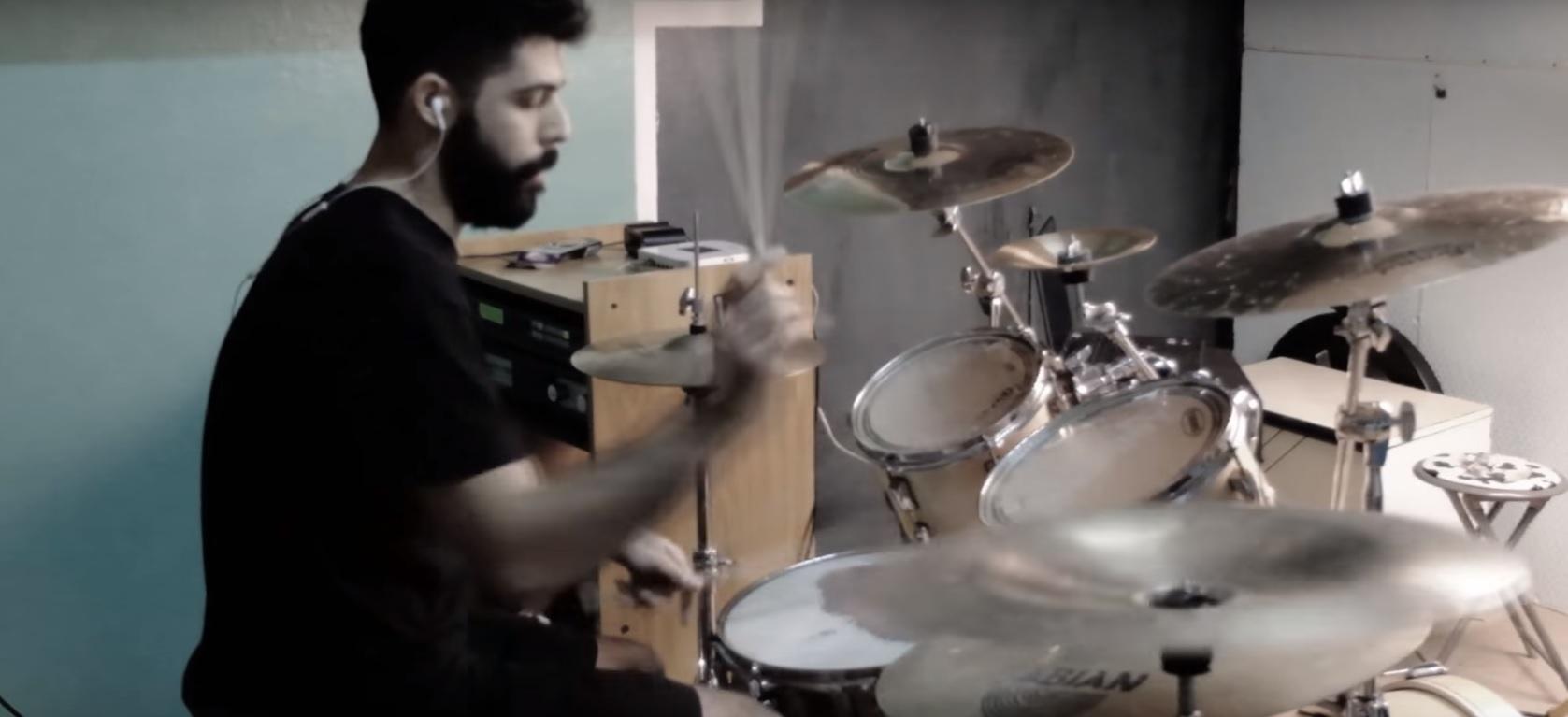 devangelic marco coghe batterista