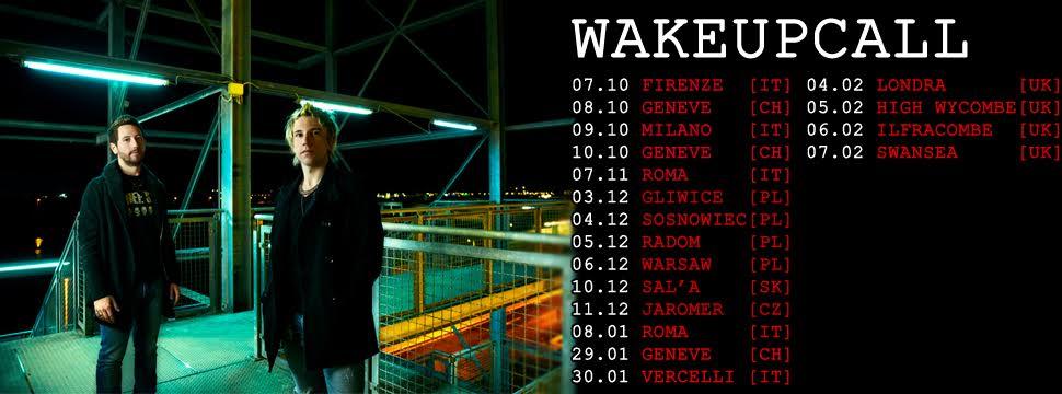 wakeupcall live 2016