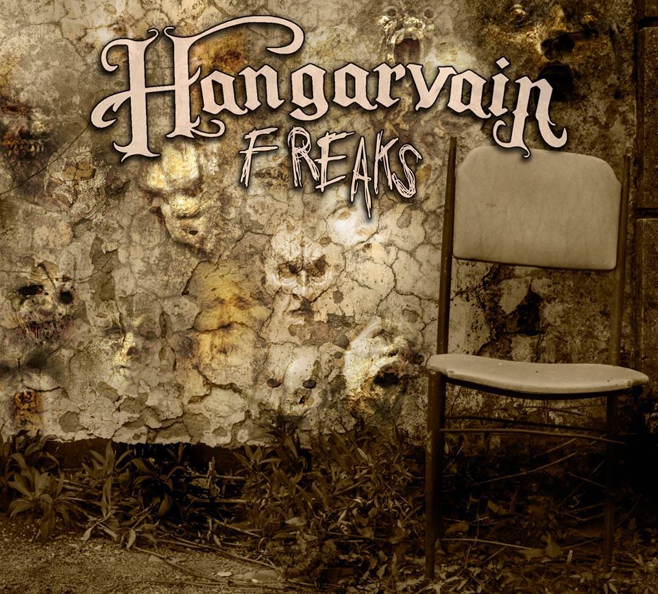 hangarvain freaks artwork