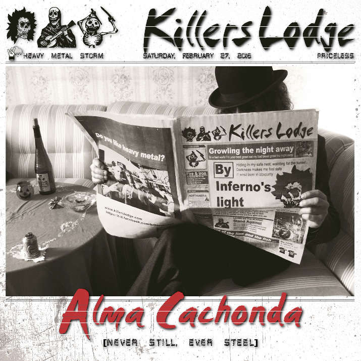 killers lodge alma cachonda artwork