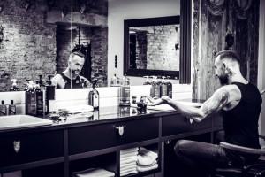 nergal barber