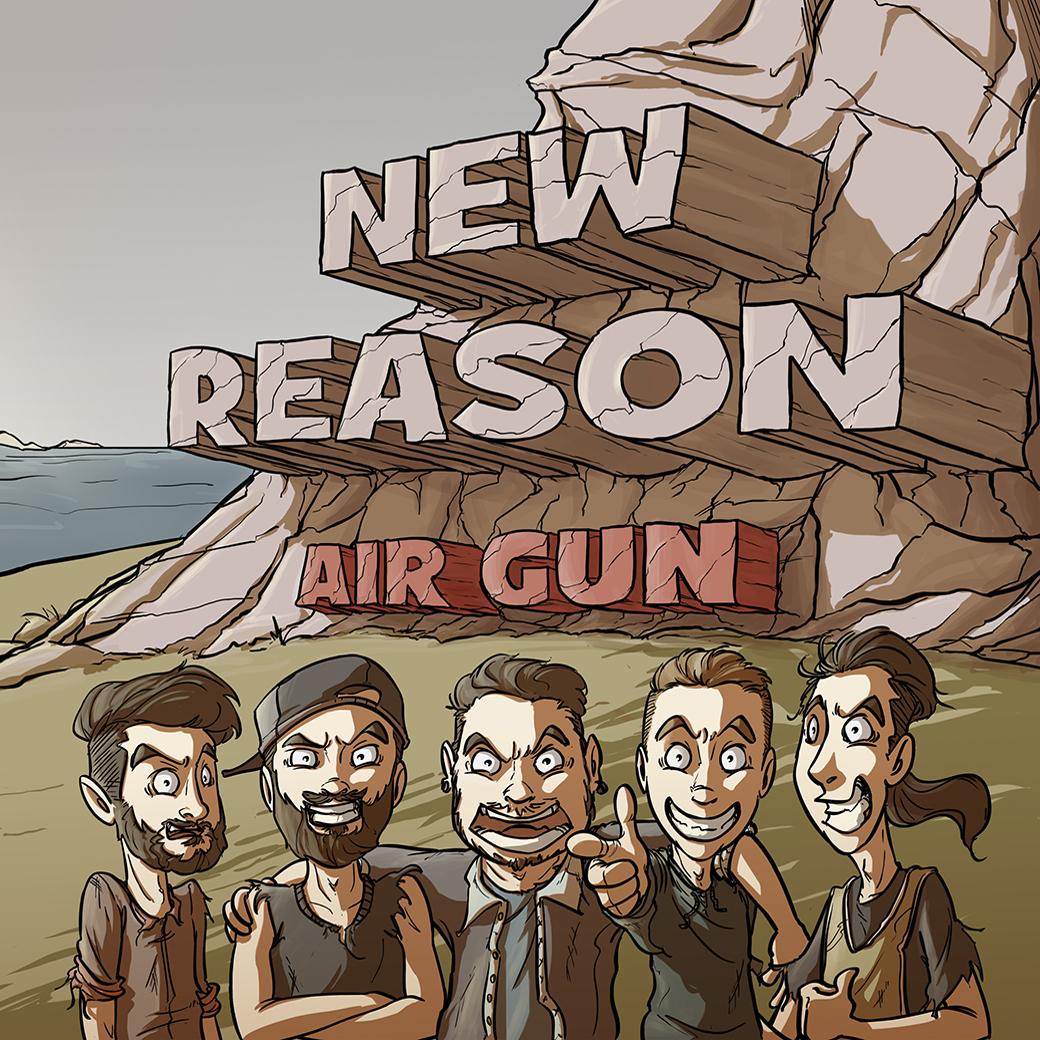 new reason air gun artwork