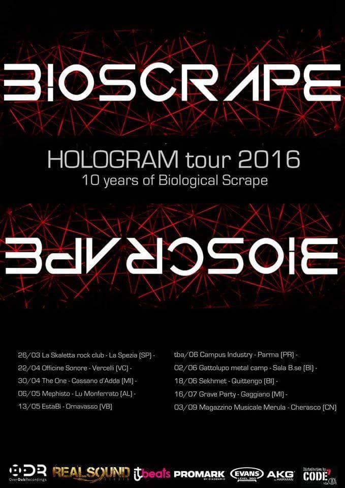 bioscrape show