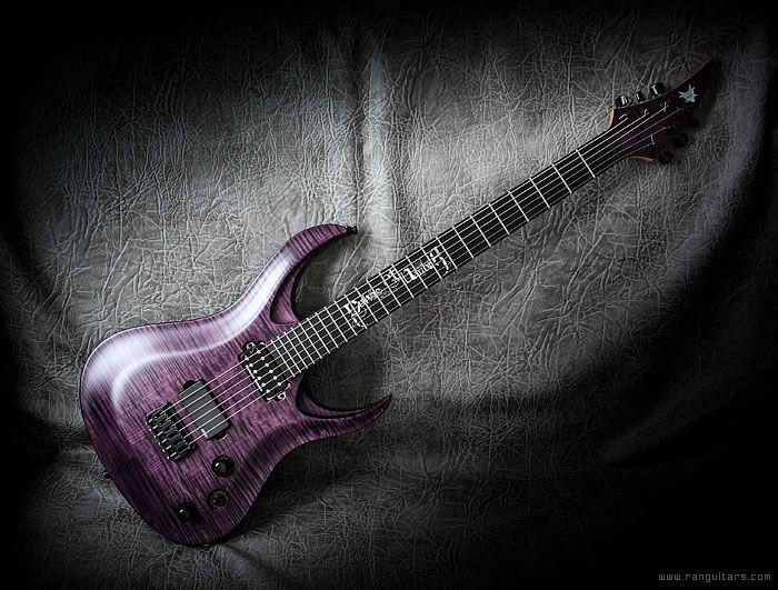 pulvis et umbra chitarra