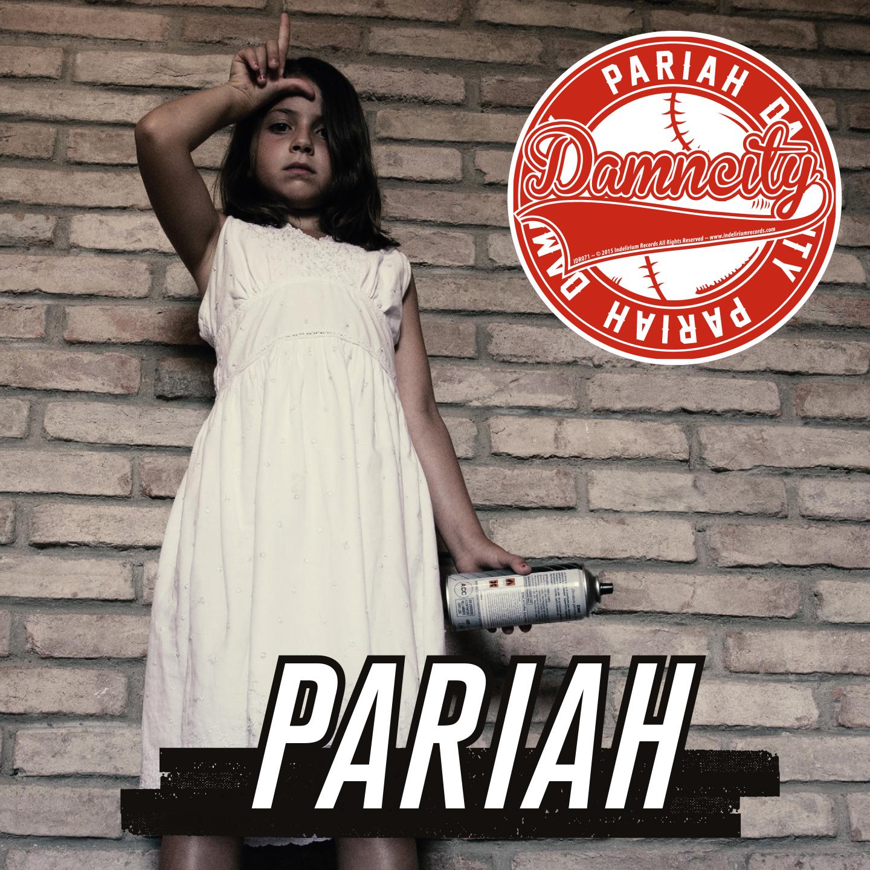 DamnCity - Pariah - Cover