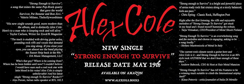 alex cole new single
