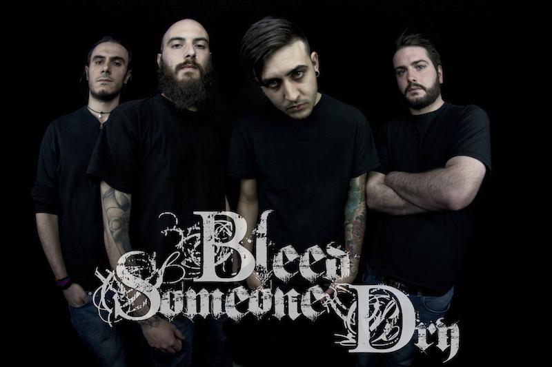 bleed someone dry