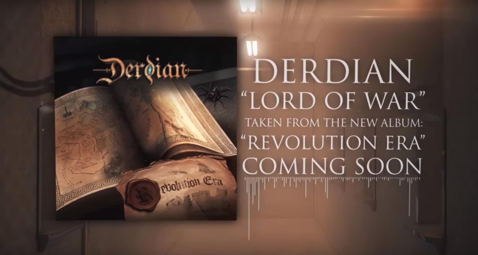 derdian lyric video
