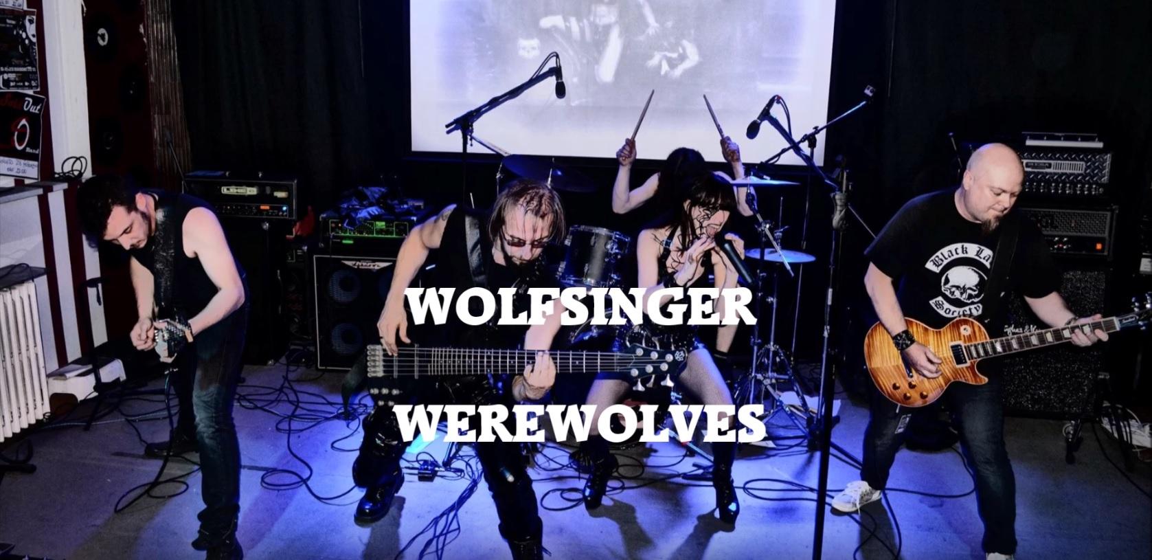 wolfsinger werewolves