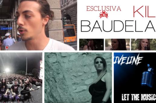 Metal In Italy: gli articoli più letti dal 17 al 24 settembre