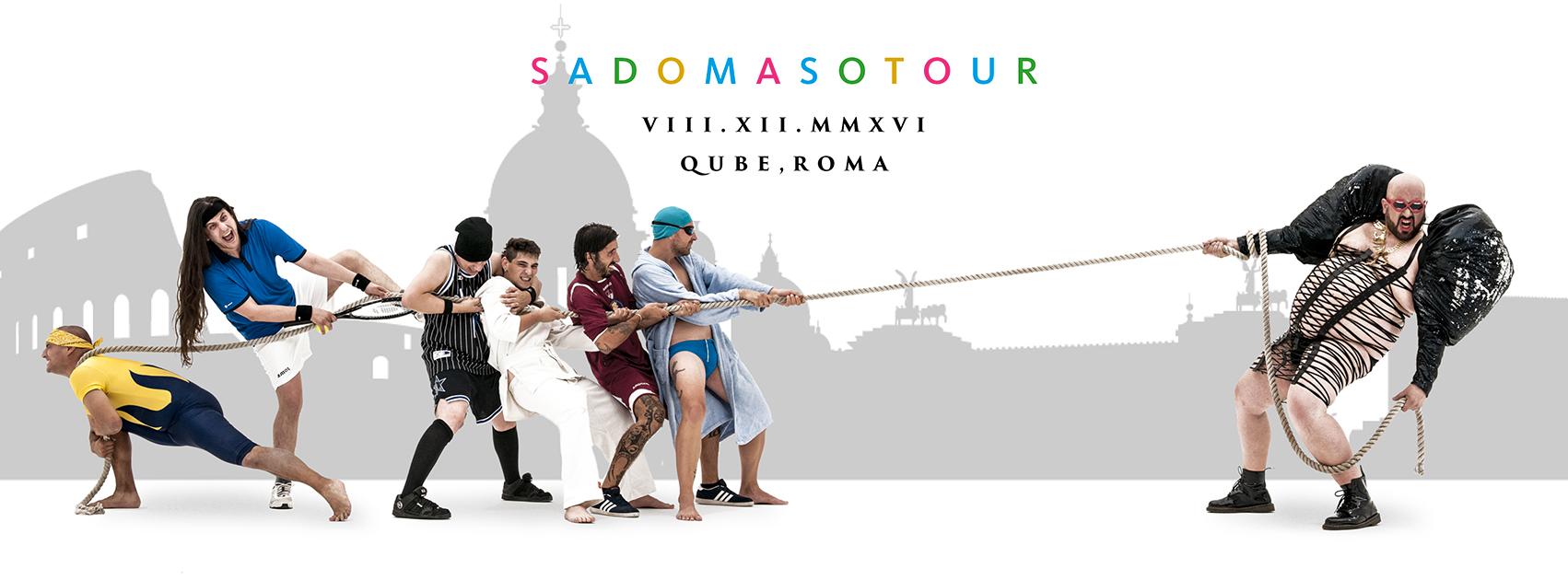 Give Us Barabba + Nanowar Live at Qube - Fumettour 2016 @ QUBE ROME  | Roma | Lazio | Italia