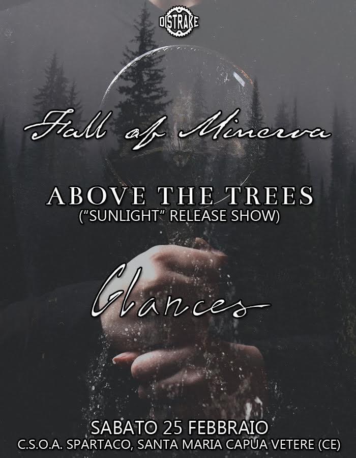 Fall of Minerva / Above The Trees + guest @CSOA Spartaco, SMCV @ CSOA Spartaco | Santa Maria Capua Vetere | Campania | Italia