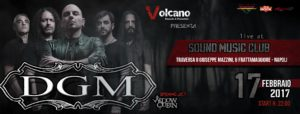 DGM live at Frattamaggiore, Napoli - 17 febbraio @ Sound Music Club | Frattamaggiore | Campania | Italia