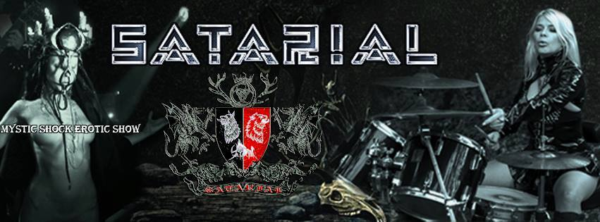 Satarial RUS - Gefrierbrand GER and guest @ The One Metal Live | Cassano d'Adda | Lombardia | Italia