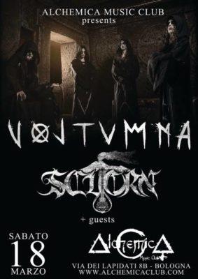 Voltumna - Scuorn + guests @ Alchemica Music Club  | Bologna | Emilia-Romagna | Italia