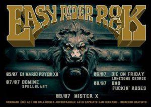 Domine + SpellBlast at Easy Rider Rock @ Grignano | Lombardia | Italia