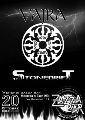 Vajra + Stonedrift live @Zazzabar @ Zazzabar di Miglia | Emilia-Romagna | Italia
