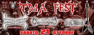 GLZ Eventi - TMA fest \ Turin Metal Association @ PADIGLIONE 14  | Collegno | Piemonte | Italia