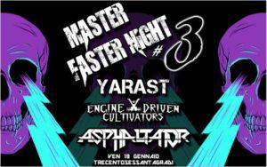 Master Faster Night #3 @ Trecentosessantagradi | Roma | Lazio | Italia
