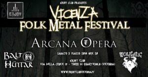VICENZA FOLK METAL FESTIVAL @ Enjoy Club Vicenza | Torri di Quartesolo | Veneto | Italia