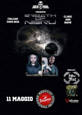 Rock In Park-Torino: Breath of Nibiru + RoadSkills, clinic/show